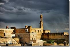 syrian church in Mardin turkey by Ömer Ünlü on flickr 2