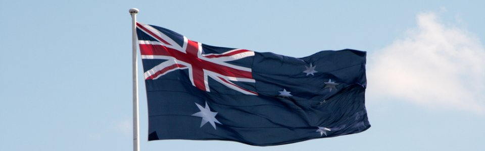Australian Flag by Christian Haugen on flickr 960 300
