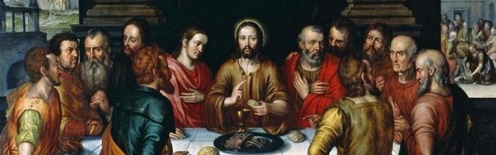 last supper by Waiting for the Word on flickr 960x300