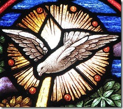 Holy Spirit dove by hickory hardscrabble on flickr