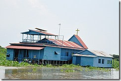 Church Siem Reap Cambodia by shankar s on Flickr