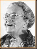 Corrie Ten Boom – hid fugitives