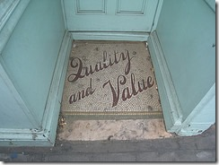 Quality and Value by wetwebwork on Flickr