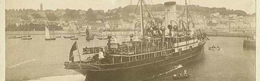 Mary Rogers – heroine of ashipwreck