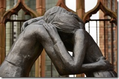 Reconciliation by Josefina de Vasconcellos at Coventry Cathedral by Ben Sutherland on Flickr