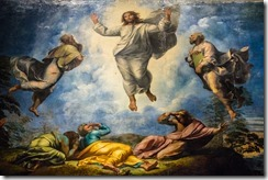 Jesus Transfiguration by Raphael by Drew Maust on Flickr
