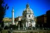 Italy-Santissimo Nome di Maria al Foro Traiano Church Rome by Andy Hay on flickr