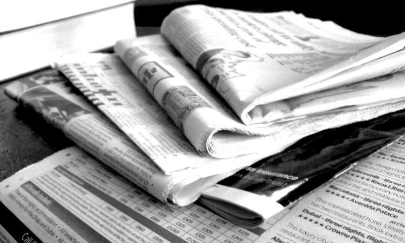 Christian News Bulletin –front